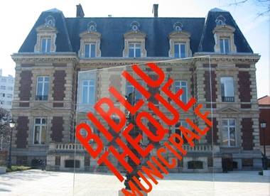 Bibliothèque municipale de Courbevoie